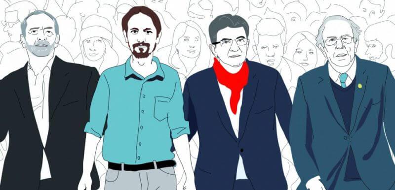 Crisis de régimen e izquierda institucionalizada