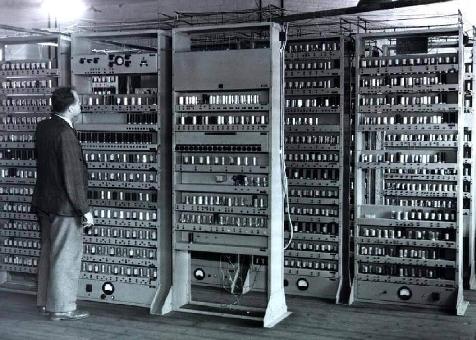 Las computadoras: el subproducto de un fracaso