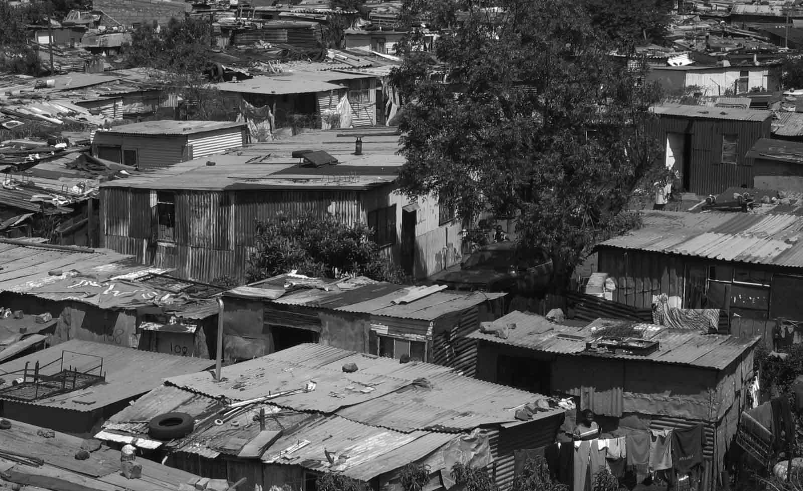 Barrios en el borde y casas sin ciudad. Primera entrega