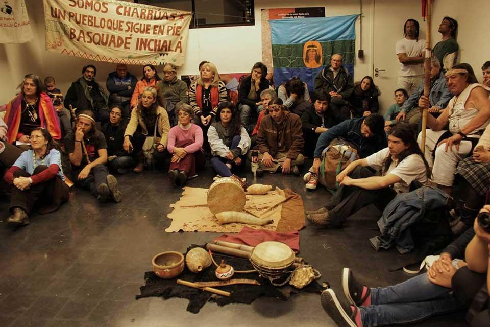 Marichiwew: resistencia Charrúa