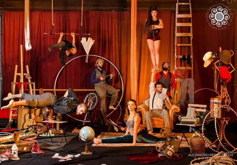 Circo, sensaciones y resiliencia