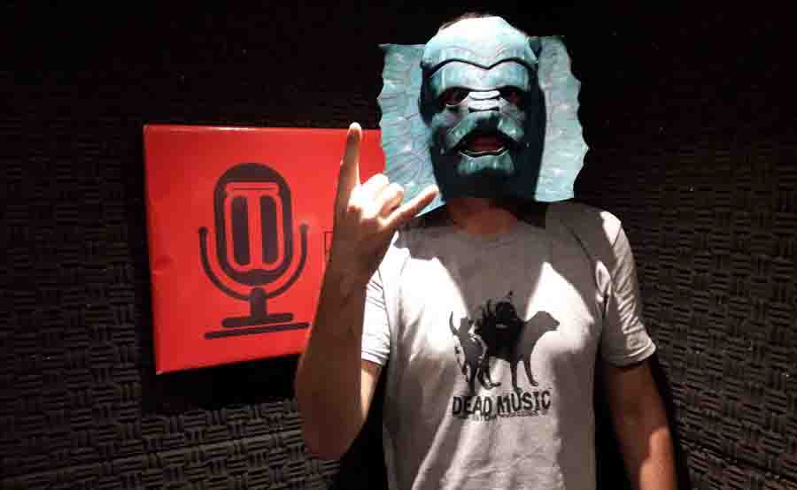 El Monstruo Azul: monobandismo que vive y lucha!