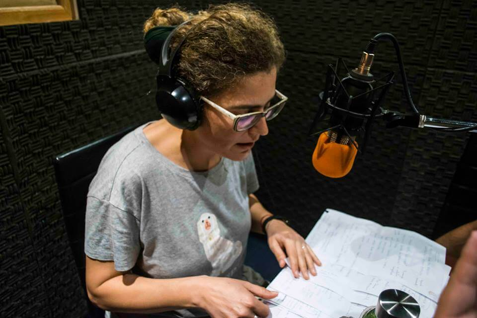Divagalia: la columna Samantha Navarro