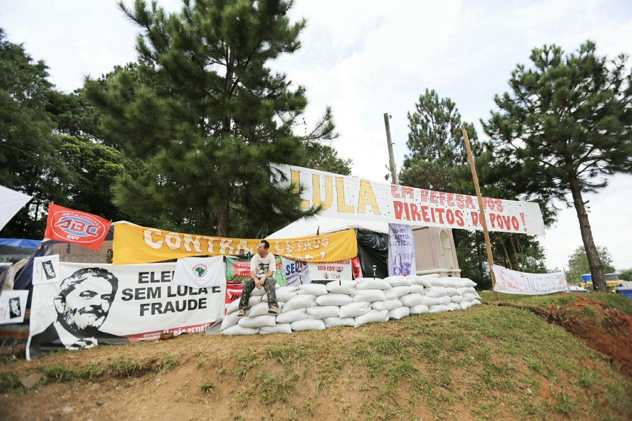 La interna de Brasil: movilizaciones por la liberación de Lula