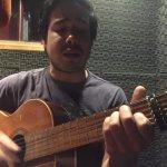 Ignacio Silveira en el estudio