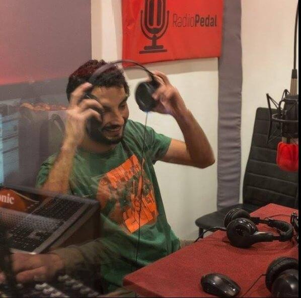 Alito Cabrera, un sueño compartido y la historia de Radio Pedal [Parte 1]