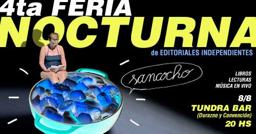 4.ª Feria Nocturna de Editoriales Independientes