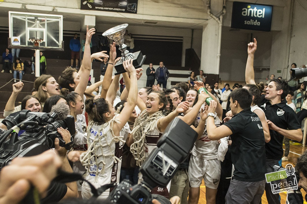 Histórico triunfo marrón