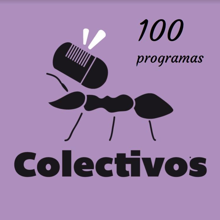 Colectivos. 100 programas al aire
