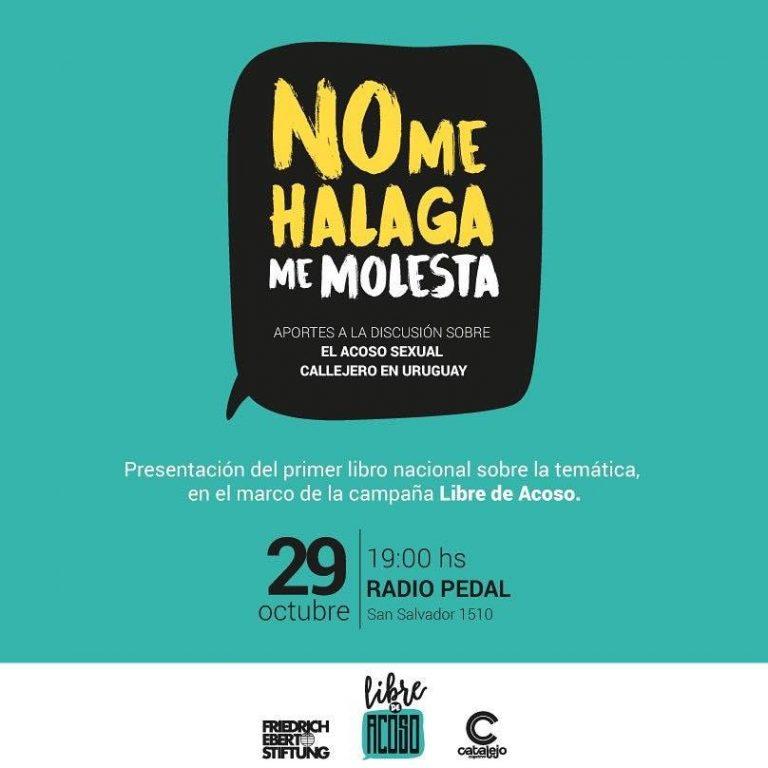 Libro del Colectivo Catalejo, con Fernanda Berrueta