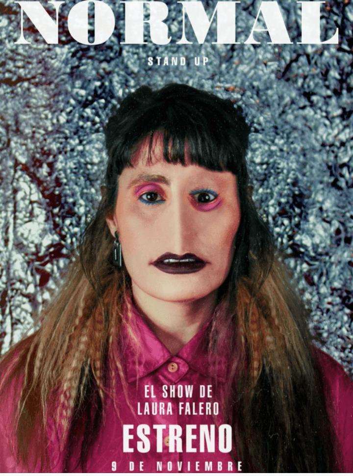 """Normal"", stand up de Laura Falero"