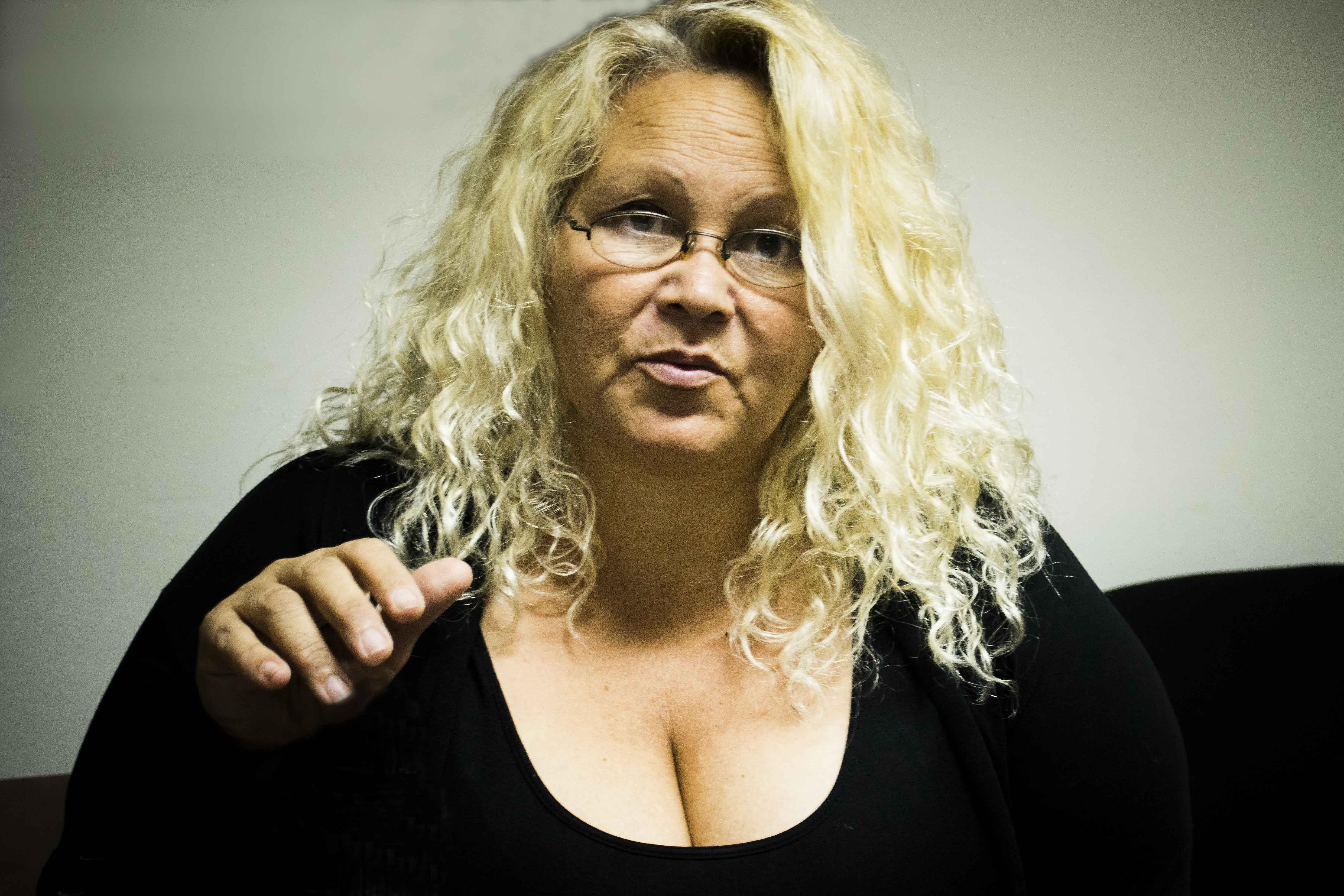 Primer encuentro nacional de trabajadoras y trabajadores sexuales. Entrevista a Karina Núñez