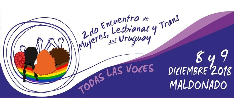 Segundo encuentro de mujeres, lesbianas y trans del Uruguay, con Lucía Novellino y Valentina Lasalvia