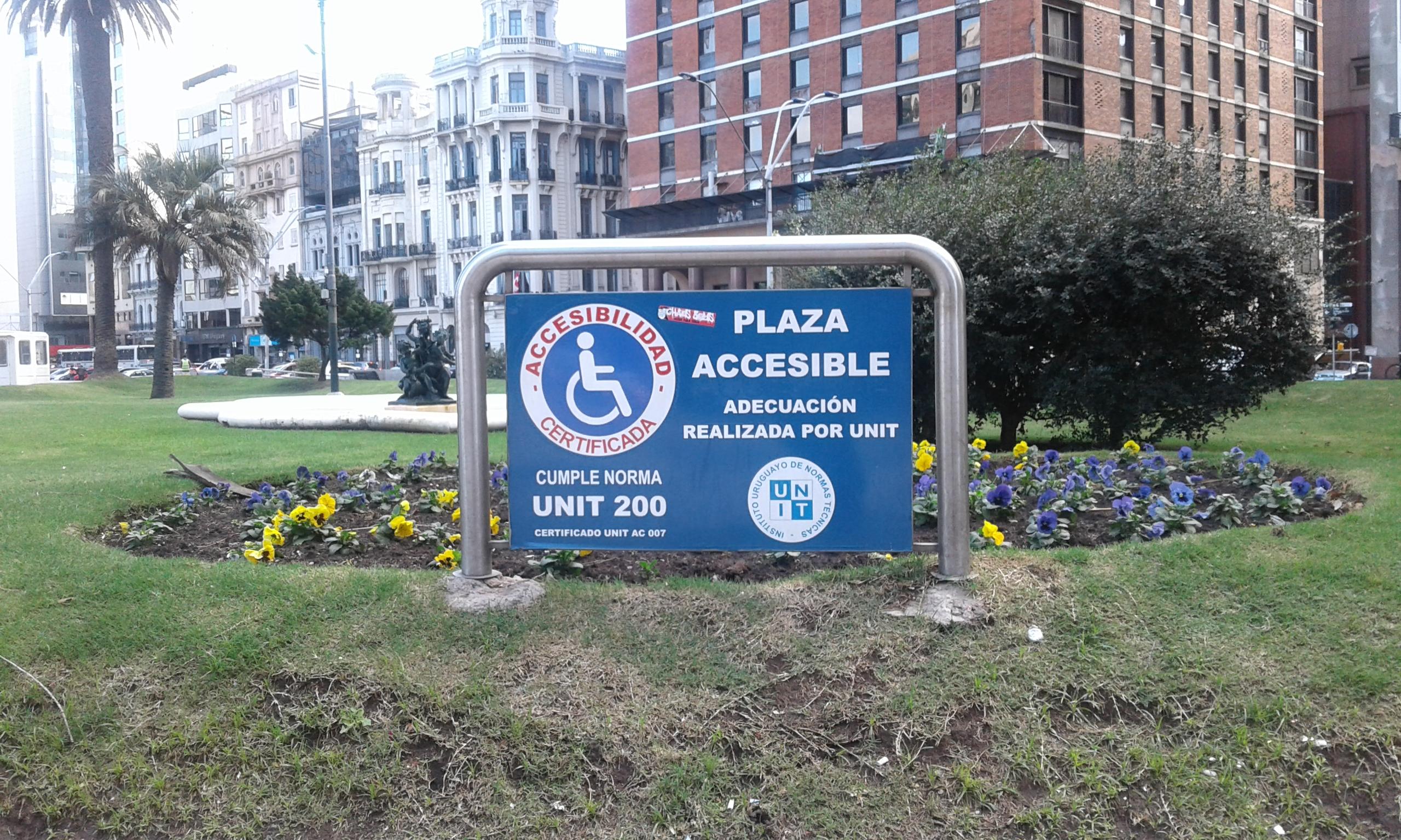 La accesibilidad en 3D: información, insumos e inclusión en Uruguay