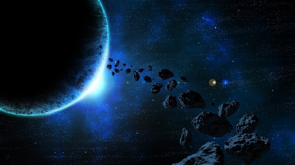 """""""Guardianes del espacio"""""""